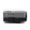 厂家新品外贸热销GM50高清迷你家用投影仪1080P充电宝 短焦投影机
