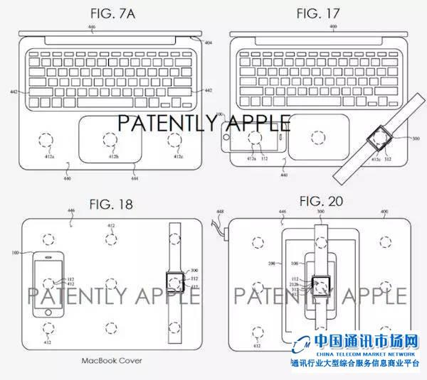 苹果这个新科技太夸张,让?MacBook?变身无线充电器新闻中心新都区新繁镇苹果专卖店(繁清路店)