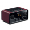 雅马哈 TSX-B72 迷你 蓝牙音箱 FM收音机 深红色