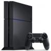 索尼 港版PS4 新版1206 游戏机主机 黑色标配500G