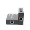 迈拓维矩DVI延长器DVI转网线高清网络传输信号放大器