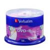 威宝 神州龙16X DVD+R刻录光盘50片桶装
