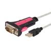 力特 ZE533A USB2.0转rs232串口线