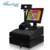 美商MS900收银机一体机pos收款机超市餐饮奶茶便利店
