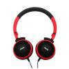 AKG Y30 便携式头戴耳机 立体声手机通话耳机 红色