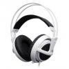 赛睿 西伯利亚v2 耳机 白色