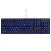 赛睿 Apex M500 蓝色版 游戏机械键盘 红轴