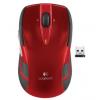 罗技(Logitech) M545 无线鼠标 红色