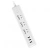 公牛GN-B303U 1.8米智能USB充电微动电子轻触开关