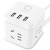 公牛(BULL) GN-U303U 魔方USB插座