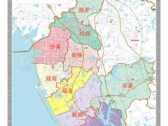 宝安区拆分后10个街道亮相 附最新行政区划图