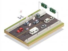 迎接2020世界人工智能大会 | 未来在高速公路上 每一辆车都是经过计算的