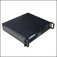 简捷**短2U机箱,用2U呼叫中心语音卡刀卡,大电源,4扩展槽位CTI设备用