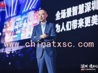 华为史耀宏:共促智慧产业生态,共创全场景智慧深圳