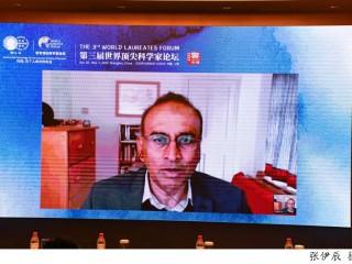 世界顶尖科学家论坛 WLA副主席文卡:全球性挑战需要全球性的解决方案